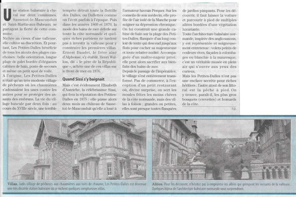 Histoire des communes - Les Petites-Dalles 326