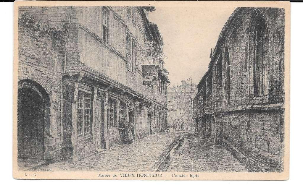 Racines à Honfleur 333