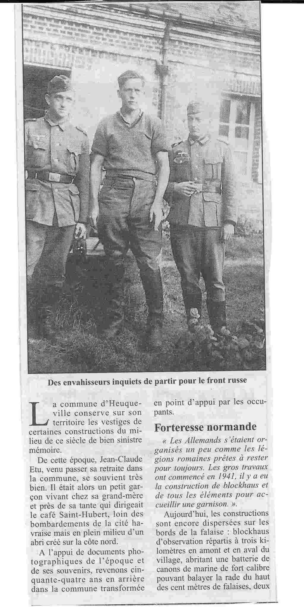 Histoire des communes - Heuqueville 338