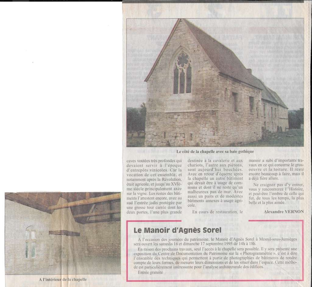 Histoire des communes - Jumièges 415
