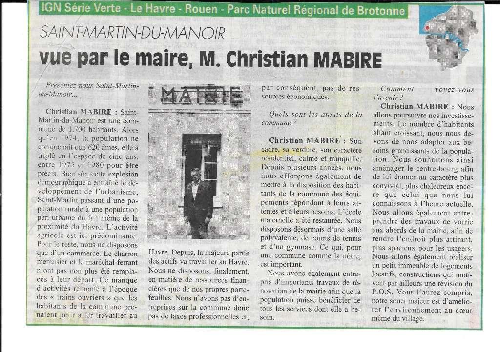 Histoire des communes - Saint-Martin-du-Manoir 426