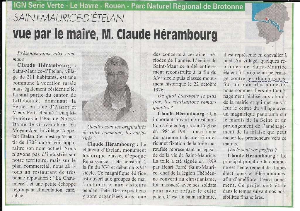 Histoire des communes - Saint-Maurice-d'Etelan 511
