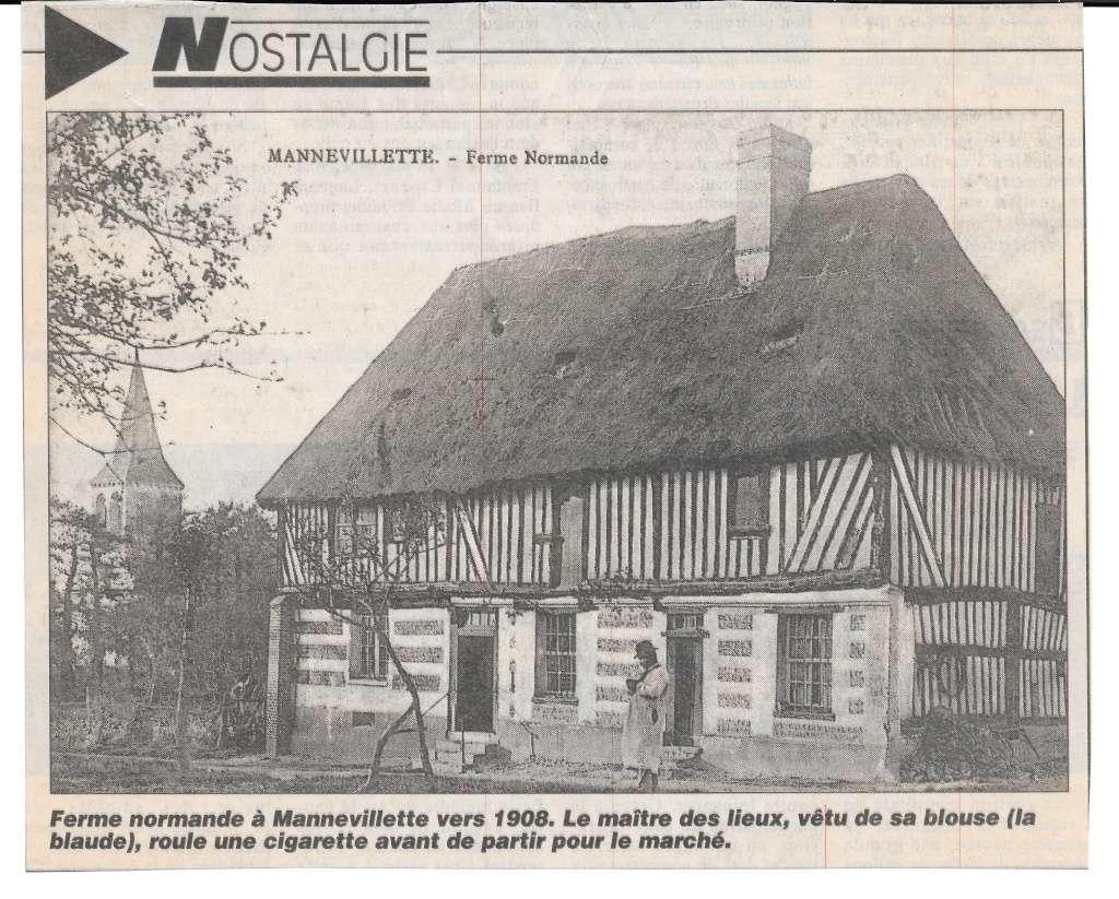 Histoire des communes - Mannevillette 515