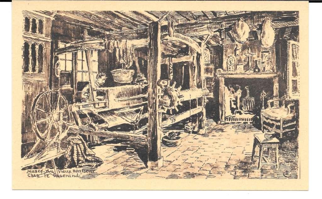 Racines à Honfleur 522