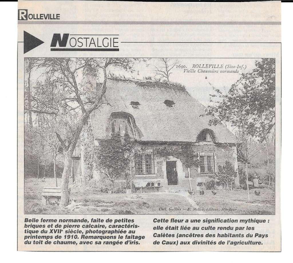 Histoire des communes - Rolleville 610