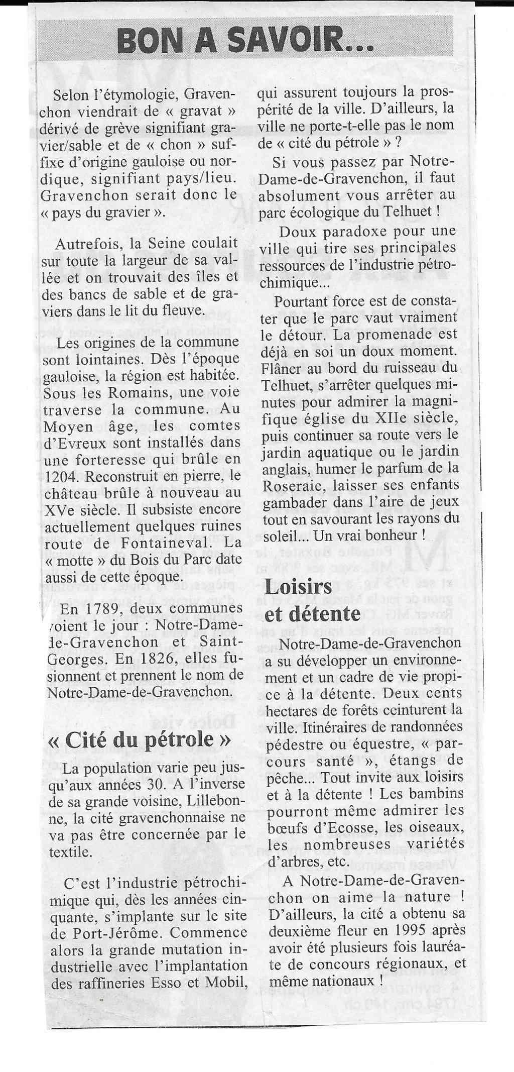 Histoire des communes - Notre-Dame-de-Gravenchon 612