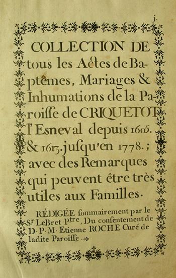 Histoire des communes - Heuqueville 622