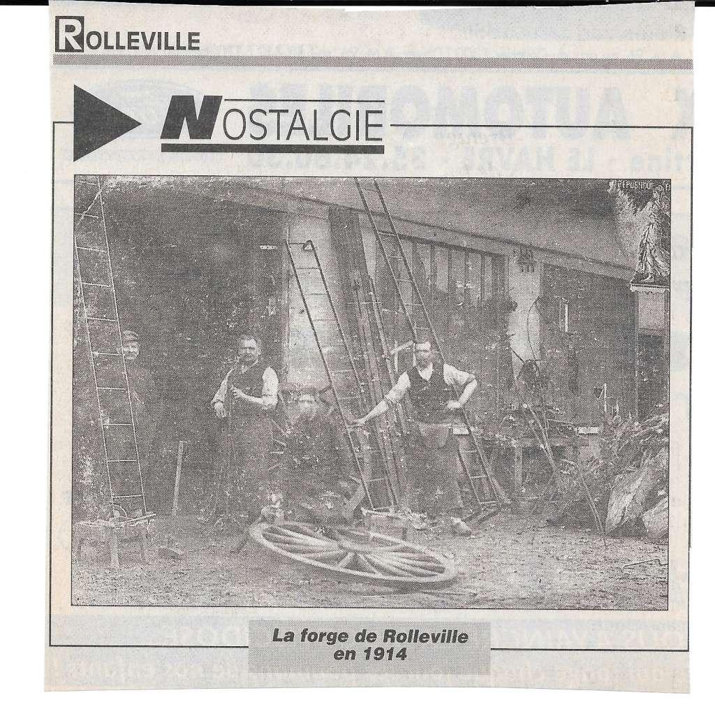 Histoire des communes - Rolleville 810