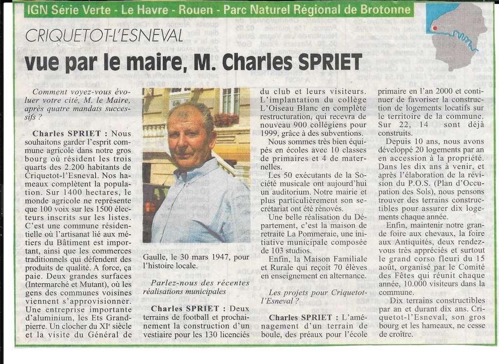 criquetot - Histoire des communes - Criquetot-l'Esneval Crique10