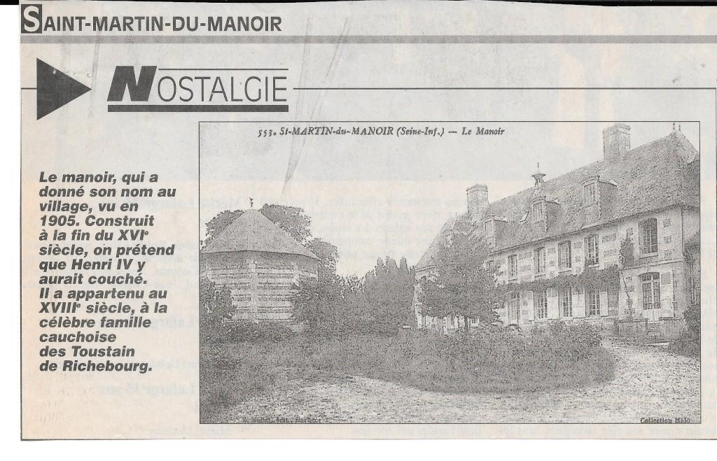 Histoire des communes - Saint-Martin-du-Manoir Numyri15