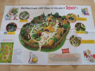 Le Village Asterix - Hachette-Collections (2016) - Page 4 Hachet12