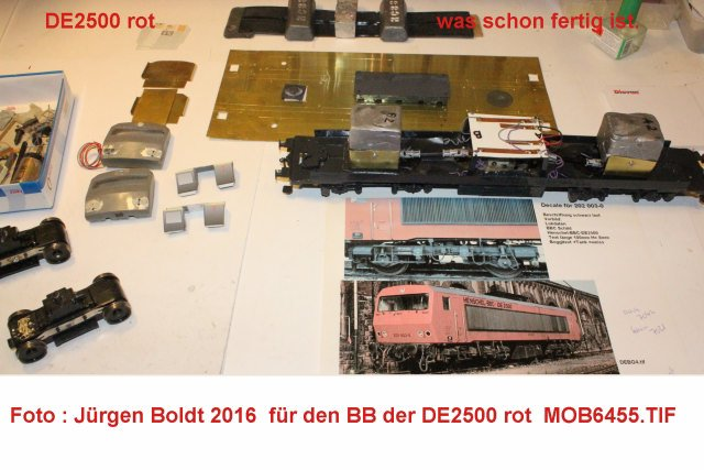 Das dritte Projekt 2014 - Die Henschel-BBC DE2500 Lok in 0 - Seite 3 Mob64510