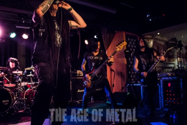 70 K Tons Of Metal - Independence Of The Seas (Miami-Jamaica) February 4/8 - 2016 Band10