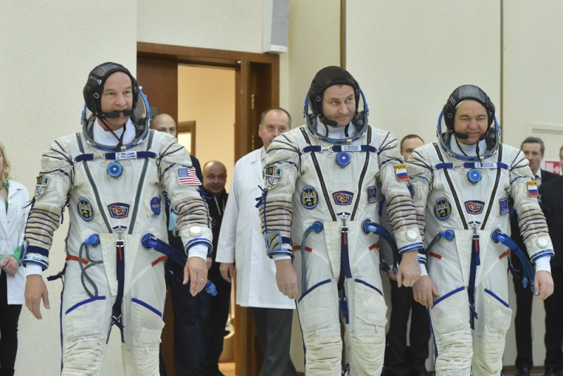 Soyouz-FG (Soyouz TMA-20M) - 18.03.2016 Soyuz-12