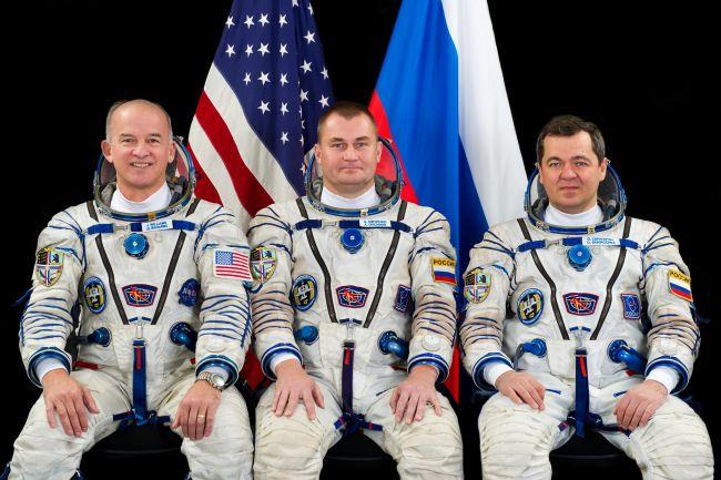 Soyouz-FG (Soyouz TMA-20M) - 18.03.2016 Soyuz-13