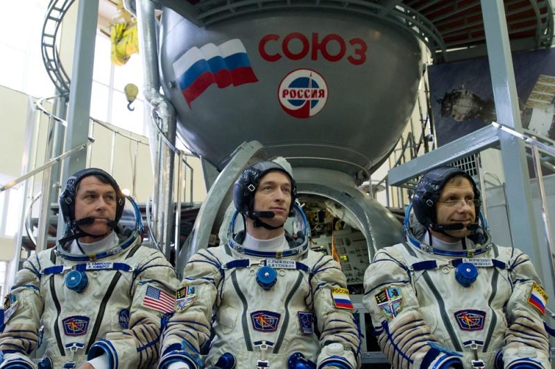 Soyouz-FG (Soyouz TMA-20M) - 18.03.2016 Soyuz-14
