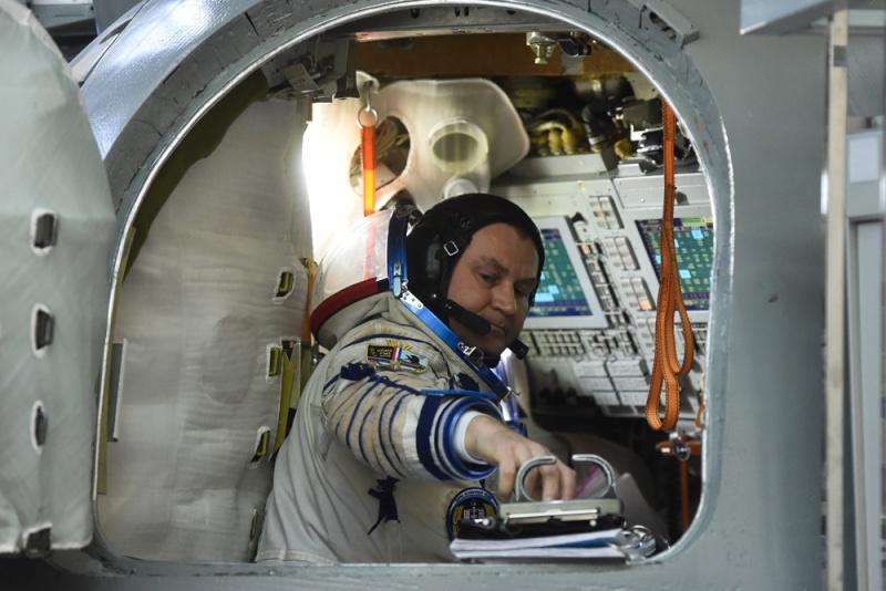 Soyouz-FG (Soyouz TMA-20M) - 18.03.2016 Soyuz-17