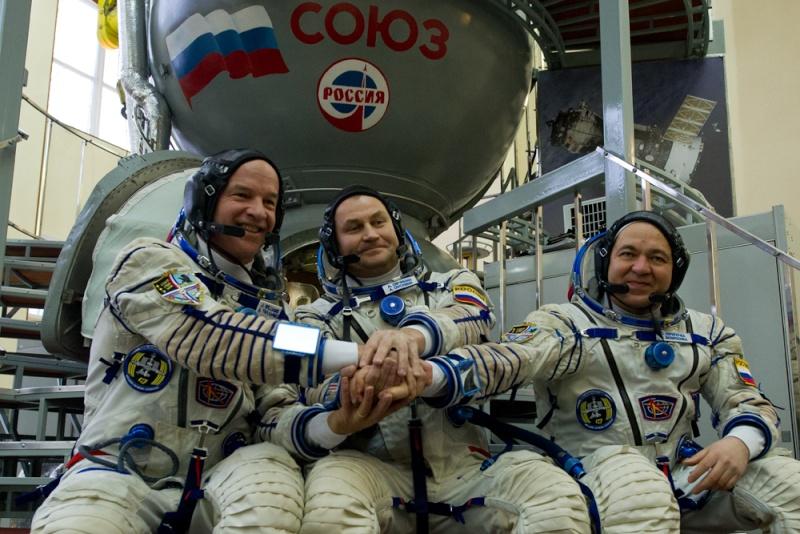 Soyouz-FG (Soyouz TMA-20M) - 18.03.2016 Soyuz-18
