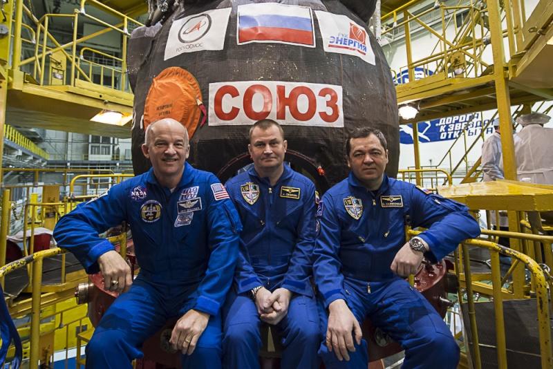 Soyouz-FG (Soyouz TMA-20M) - 18.03.2016 Soyuz-44