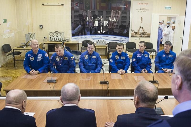 Soyouz-FG (Soyouz TMA-20M) - 18.03.2016 Soyuz-45