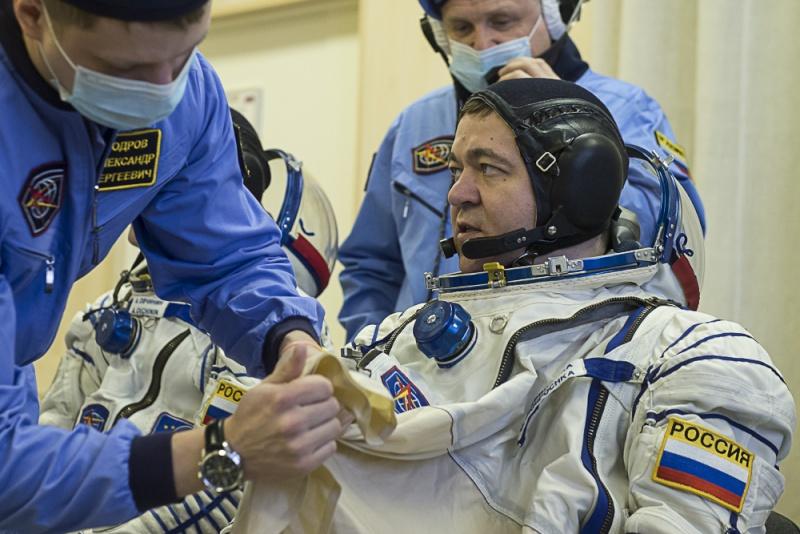 Soyouz-FG (Soyouz TMA-20M) - 18.03.2016 Soyuz-49