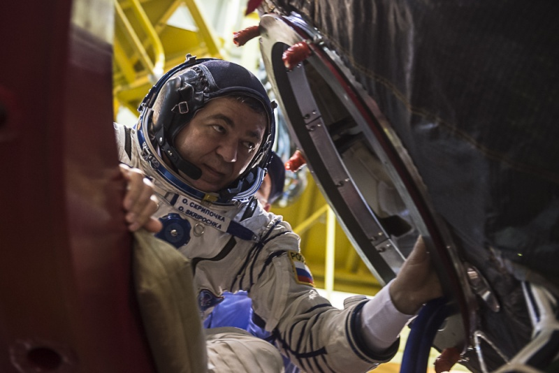 Soyouz-FG (Soyouz TMA-20M) - 18.03.2016 Soyuz-52