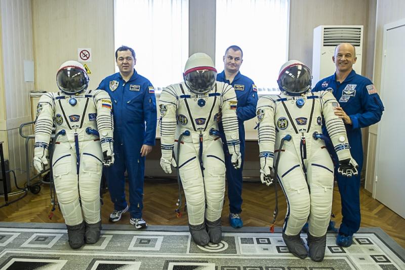 Soyouz-FG (Soyouz TMA-20M) - 18.03.2016 Soyuz-57