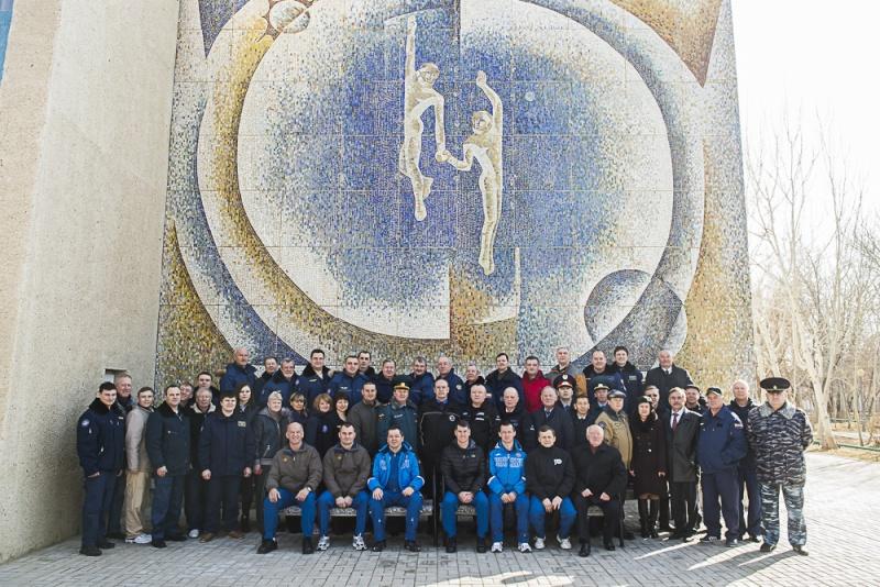 Soyouz-FG (Soyouz TMA-20M) - 18.03.2016 Soyuz-58