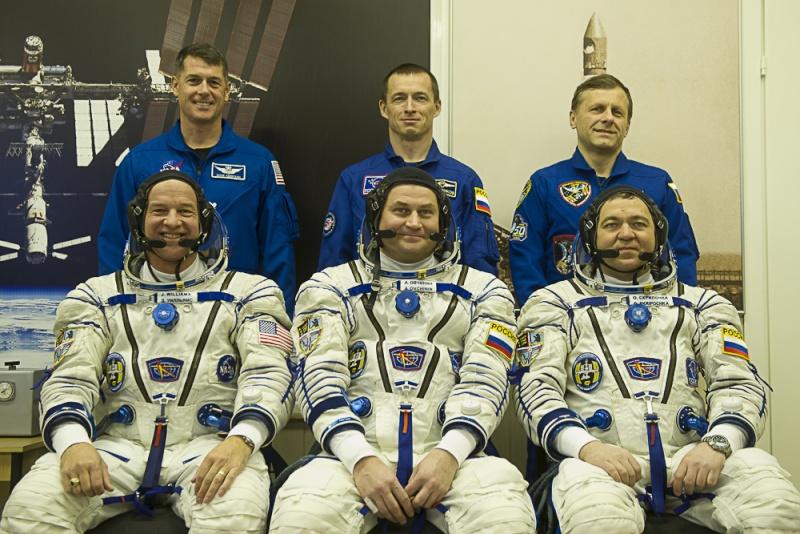 Soyouz-FG (Soyouz TMA-20M) - 18.03.2016 Soyuz-60