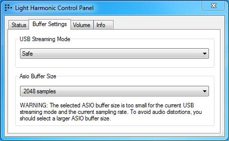 Riproduzione audio con fastidiosi tic 35_lhc10