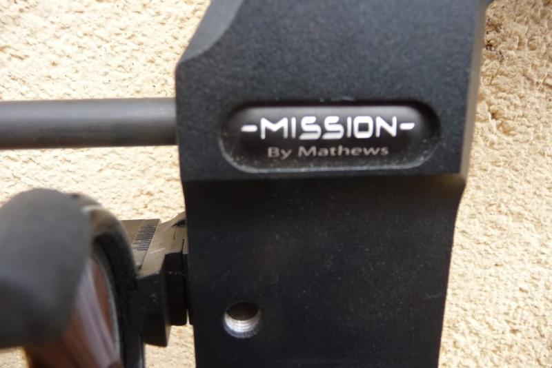Vends compound MISSION (BOWTECH) UX2 50 # GAUCHER Insert10