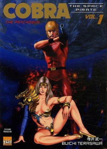 Cobra - The Space Pirate Cobra-10