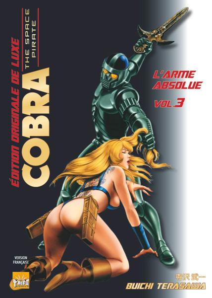 Cobra - The Space Pirate Cobra-11