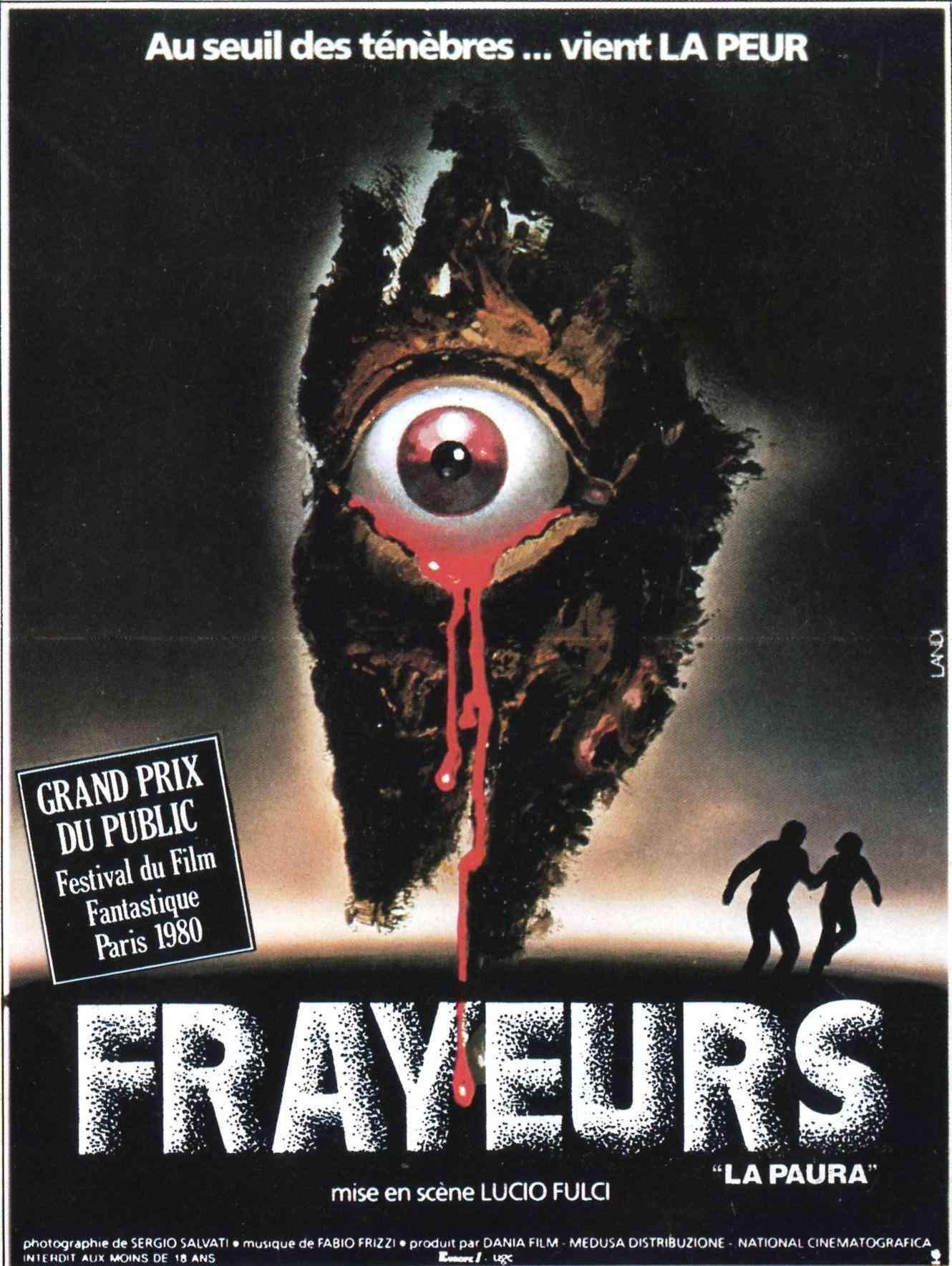 Frayeurs (Paura nella città dei morti viventi) Lucio-10