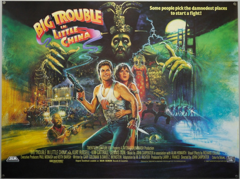 Big Trouble in Little China Zz528210