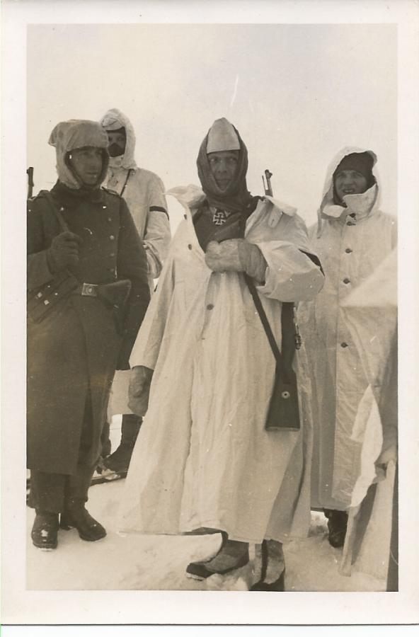 L'évolution du camouflage neige de la WH pendant la guerre Wegene10