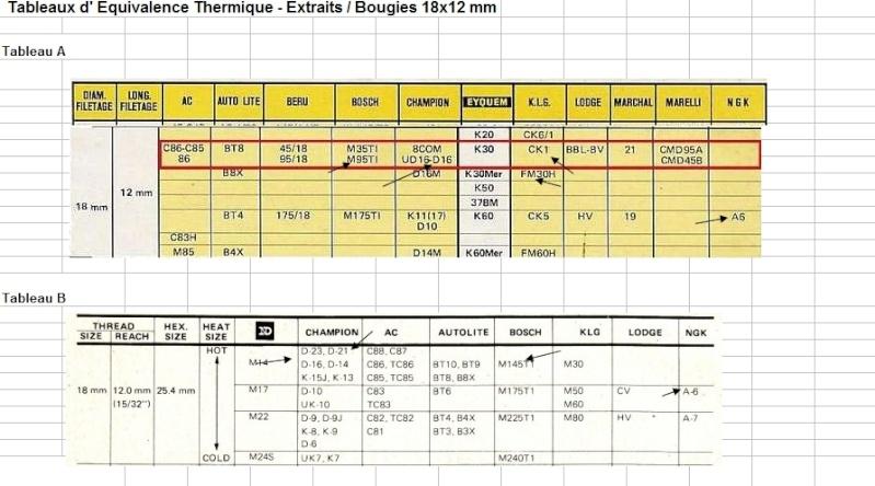 Quelle Bougie pour Moteur 5HP Plug111