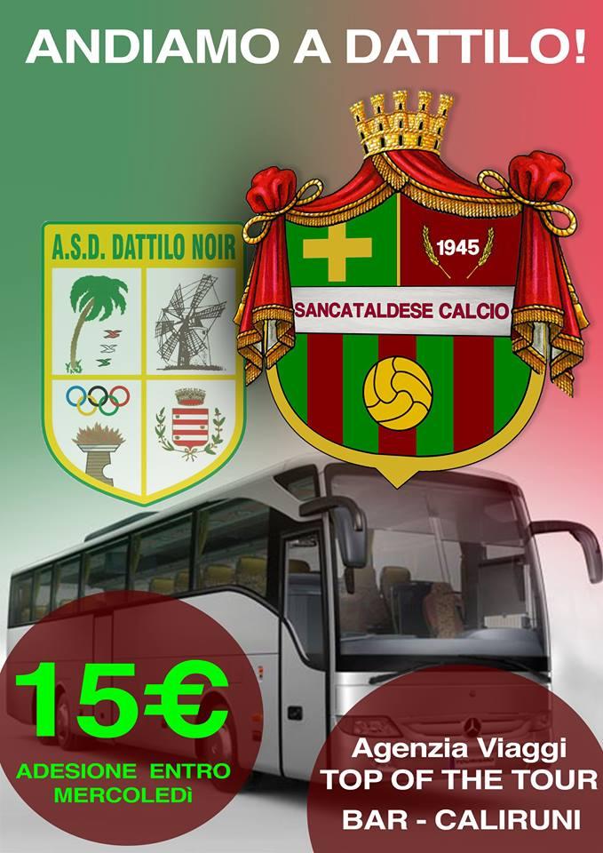Campionato 23°giornata: dattilo noir - Sancataldese 3-1 12742012