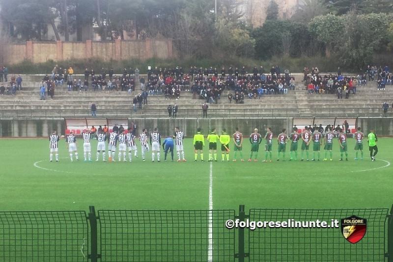Campionato 26°giornata: Sancataldese - folgore selinunte 1-0 20160310