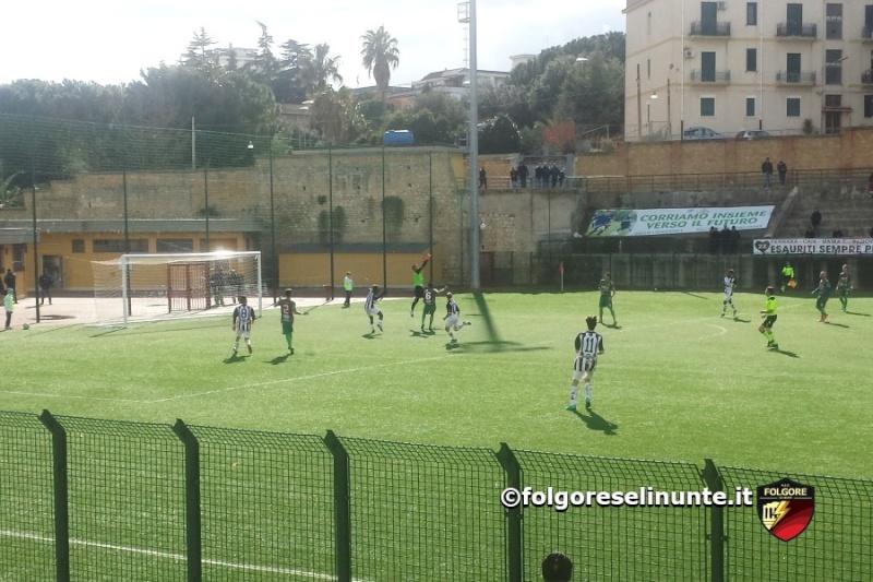 Campionato 26°giornata: Sancataldese - folgore selinunte 1-0 20160311