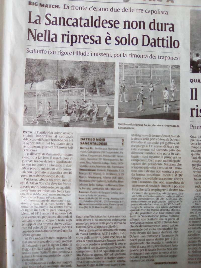 Campionato 23°giornata: dattilo noir - Sancataldese 3-1 Img_2013