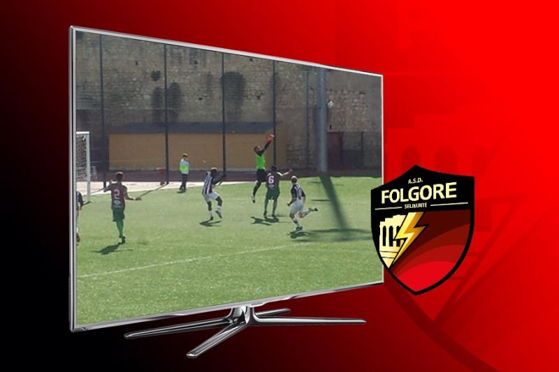 Campionato 26°giornata: Sancataldese - folgore selinunte 1-0 Tv-fog10