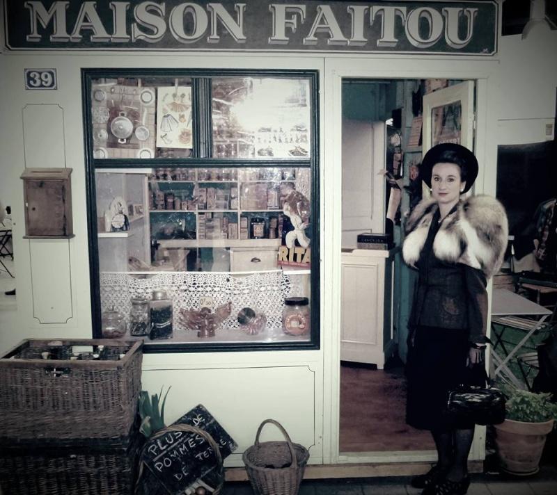 Salon VIVRE L'HISTOIRE Espace Champeret Champe10