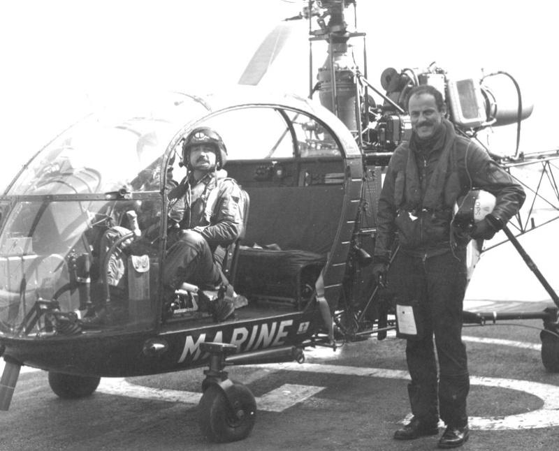 [Aéronavale divers] Hélicoptére ALOUETTE 2 - Page 2 1983_d10