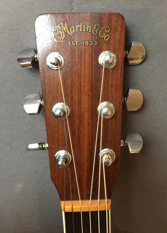 MARTIN D35 gauchère un peu vintage 2b27bc10