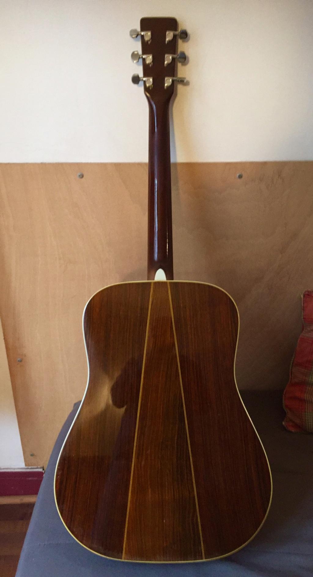 MARTIN D35 gauchère un peu vintage Cc520710