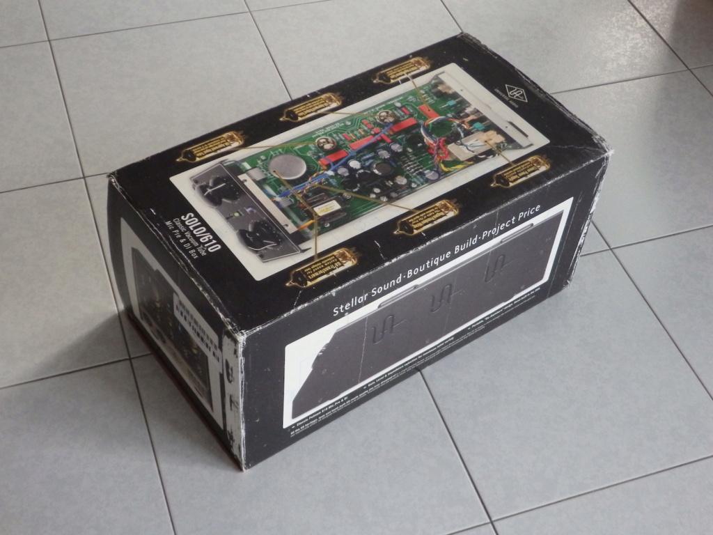 Universal Audio Solo / 610..... Vendu Pb180014