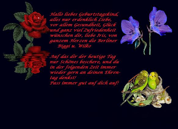 Die allerherzlichsten Glückwünsche, liebe Iris - Seite 3 Unbena10