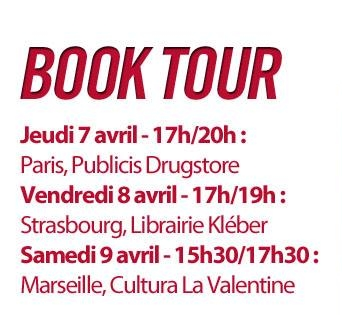 Colleen Hoover et Anna Todd en France au mois d'avril ! Book_t11