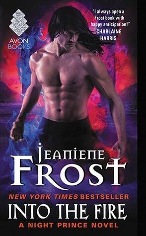 Le Prince des Ténèbres - Tome 4 : Au Coeur des Flammes de Jeaniene Frost Into_t10
